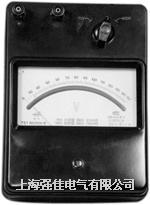 0.5級T51型電磁系交直流毫安/安培/伏特表 T51型