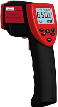 ET800LX便攜式測鋁液專用型紅外測溫儀