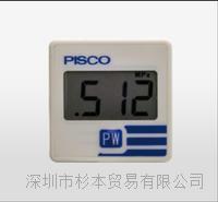 日本 PISCO 電池壓力表 GPD-V-01/GPD-01