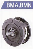 日本旭精工ASAHI BMA BMN模板型氣動製動器、氣動刹車 BMA7-119MN BMA6-124MN BMA12-128MN