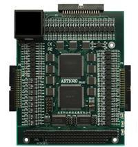 PC104總線獨立4軸驅動運動控制卡