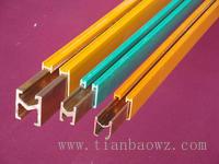 單極H型安全銅滑觸線