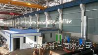 鋼管噴漆廢氣治理系統 YOUDU-CCD20