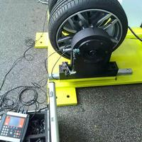 汽車輪胎現場動平衡校正服務