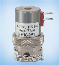 微型流量调节阀 PVL