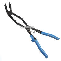 Extra Long Teeth Type Hose Clamp Pliers(elbow)