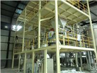 碳化硅微粉專用超聲波振動篩、混配系統