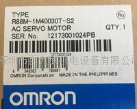 OMRON欧姆龙R88M-1M40030T-S2 OMRON欧姆龙R88M-1M40030T-S2