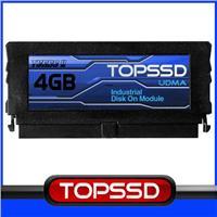 TOPSSD电子硬盘4GB蓝标系列IDE工业电子盘DOM盘