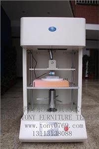 清遠家具實驗室檢測儀器海棉反復壓縮疲勞試驗機 TNJ-028