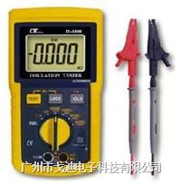 臺灣路昌/高阻計DI-6400 絕緣阻抗測試器