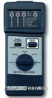 臺灣路昌/相序表RCB-220V 漏電斷路器測試計