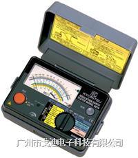 日本共立|絕緣電阻測試儀MODEL-6017/6018 多功能接地電阻測試儀