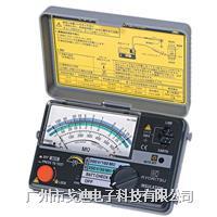 日本共立 絕緣電阻檢測儀MODEL-3144A/3145A/3146A/3147A/3148A/3161A 指針式絕緣電阻測試儀