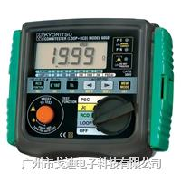 日本共立 回路電阻測試儀MODEL-6050 多功能電力檢測儀