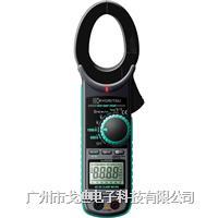 日本共立|數顯交直流鉗表KEW-2055 鉗形電流表