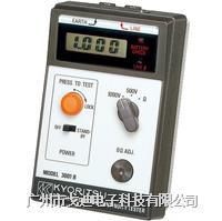 日本共立 數顯兆歐表MODEL-3001B 絕緣電阻測試儀