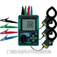 日本共立 電能質量分析儀MODEL-6300 電力品質測試儀