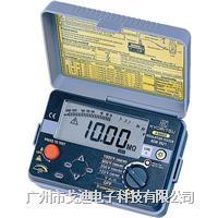 日本共立|指針式兆歐表MODEL-3124 絕緣電阻測試儀