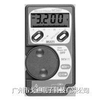 日本萬用 數字電表MCD-009 迷你型萬用表