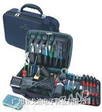 美國CT 上等電工工具包CT-830 便攜式電工工具箱(55件組)