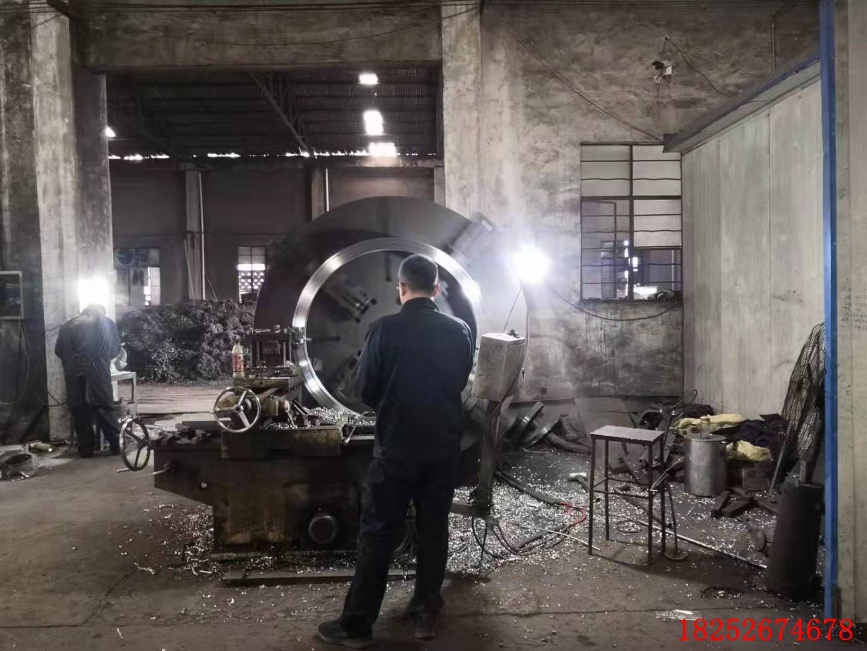 戴南不銹鋼制品廠生產大直徑法蘭車加工件