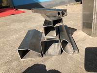商場鋼機構用非標不銹鋼異型管和橢圓管