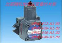 低價銷售北部精機型低壓變量葉片泵VPVC-F20-A1-02 VPVC-F20-A1-02