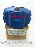 液控单向阀A1Y-Ha10B A1Y-Ha10B