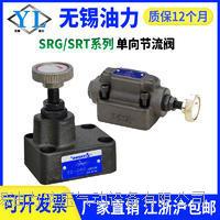 单向节流阀 SRCG-03