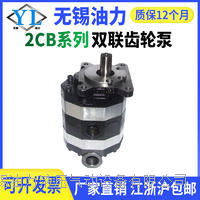 双联齿轮泵  2CB-FC10/10