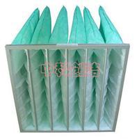 中效袋式過濾器 595×595×500 中效袋式空氣過濾器生產廠家 袋式過濾器安裝 中效過濾器種類