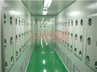 風淋通道 1240×3000×2180風淋通道安裝 多人風淋室生產廠家