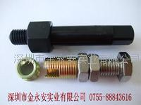 自攻螺套规格和安装