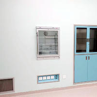 百级手术室嵌装式保温柜