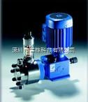 Sera機械隔膜計量泵性能特點