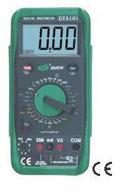 機械保護式數字萬用表 DY2101