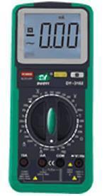 双色注塑新型数字万用表 DY3102A