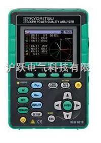 電能質量分析儀 KEW6310