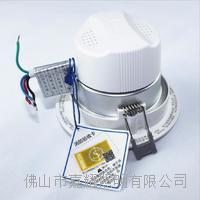 LED應急筒燈是帶消防認證的應急燈 曉眾一體化筒燈