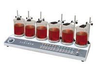 鄭州雙頭磁力加熱攪拌器 HJ-2