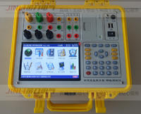 JL3013有源变压器容量特性测试仪