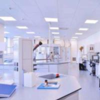实验室无线温湿度监测设备