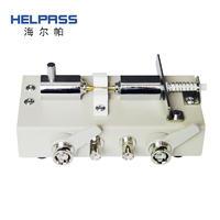 磁環測試夾具HPS27002 (鍍金接頭)