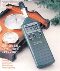 数字式溫湿度计TES-1360A TES-1360A