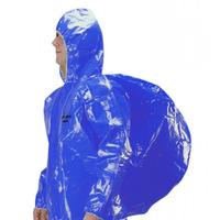 Interceptor B级轻便式呼吸器内置型连体防化服