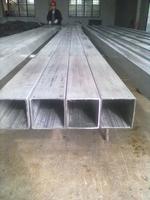 310S不锈钢无缝方管和矩形管