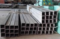 新國標304支撐用平整度好的不銹鋼無縫方管