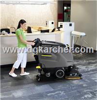 凯驰滚刷式全自动洗地机
