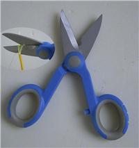 芳綸剪,凱夫拉剪刀,凱弗拉剪刀,尾纖剪刀,紡綸剪刀,光纖剪刀,防滑剪,鋸齒剪刀 KC-C